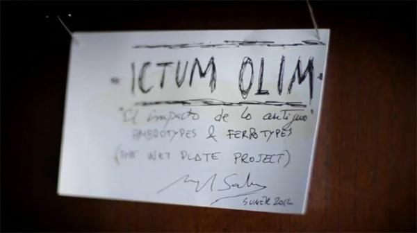 ICTUM OLIM I -Miquel Salom-
