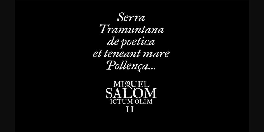 ictum olim II