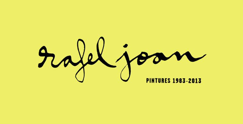 Rafel Joan – Pintures 1983-2013
